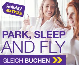 Angebot von holidayextras.de