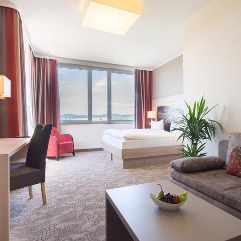 Neues Hotel am Flughafen Basel