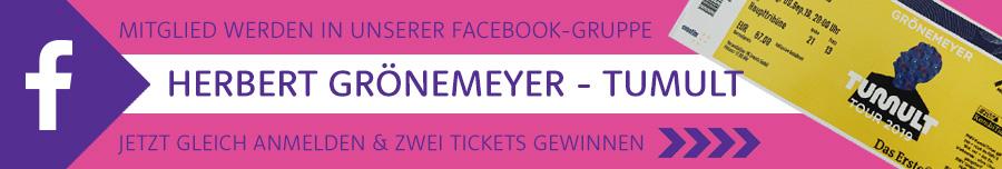 Grönemeyer Tickets gewinnen