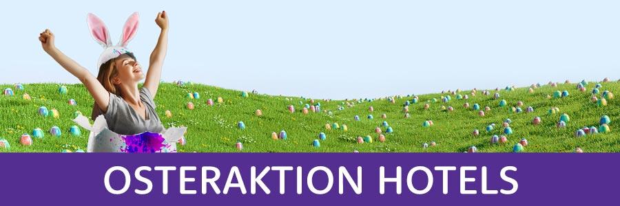 Osteraktion Hotels