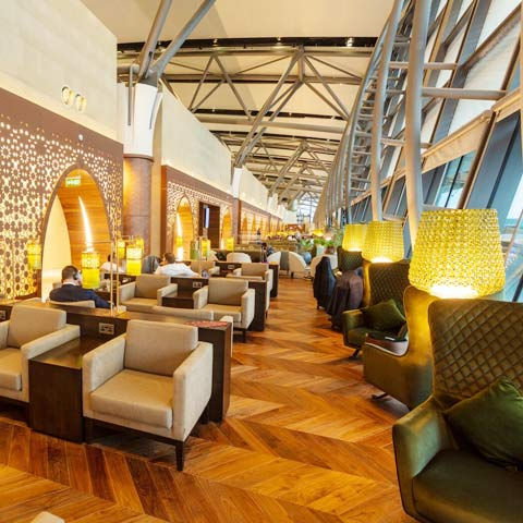 Holiday Extras Airport Lounges