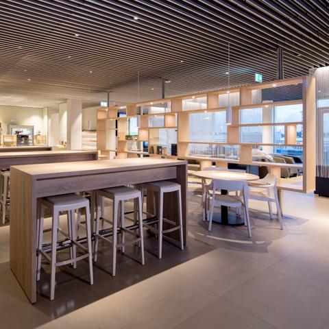 Düsseldorf Hugo Junkers Lounge
