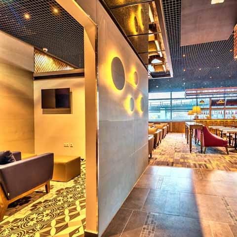 Frankfurt Airport Lounges