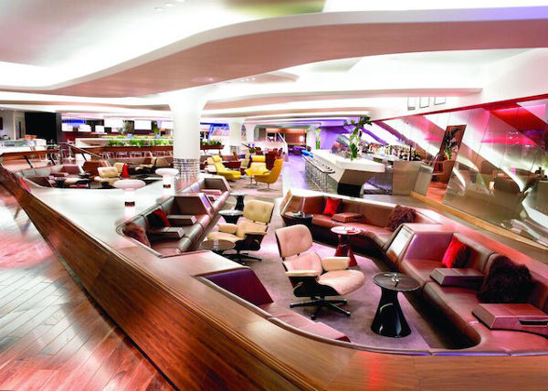 Virgin Atlantic Clubhouse London