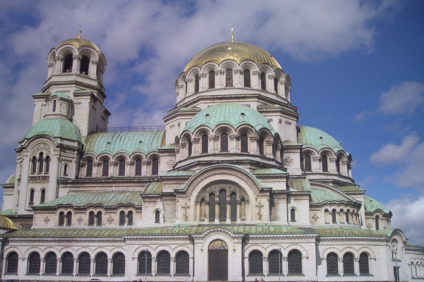 Sightseeing in Sofia