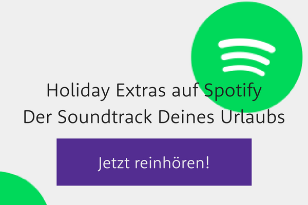 Spotify Holiday Extras