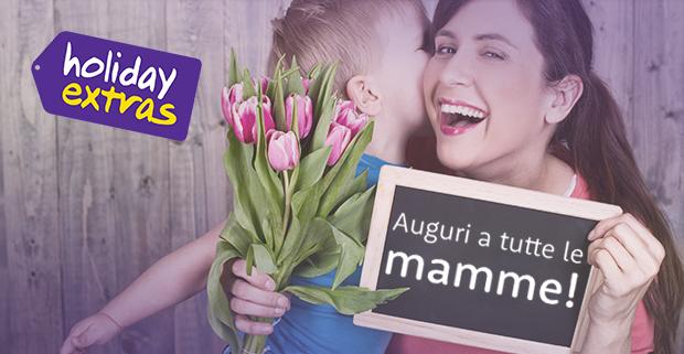 Novità - Festa della mamma! (14.05.2017)