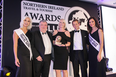 Northern Ireland Travel Essentials Company of the Year 2017