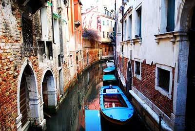 Best holiday destinations, Venice