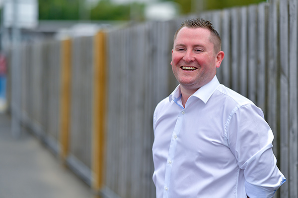 Andrew Bird - General Manager Airparks - Photo