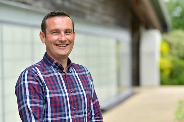 Andy Britcliffe- Technology Director - Photo