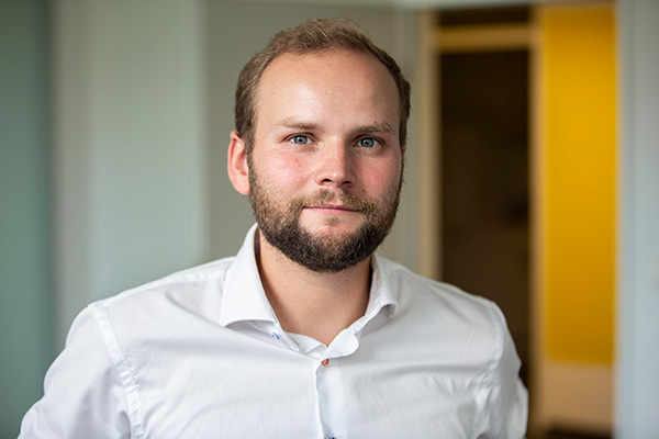 Christoph Geyer - Head of Marketing & Online Sales Germany - Photo