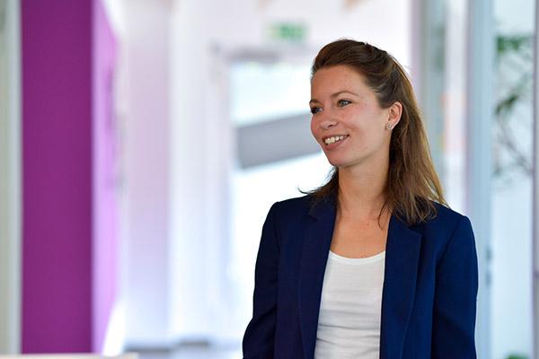 Céline Binnewies - Head of People Germany - Photo