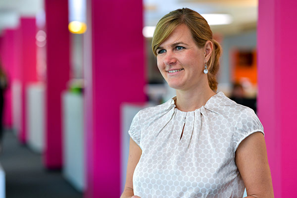 Daniela Hausch - Head of B2B Sales Germany - Photo