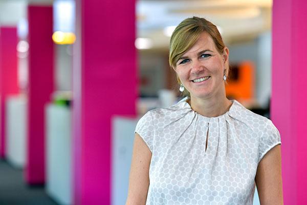 Daniela Hausch - Head of B2B Sales Germany - Photo