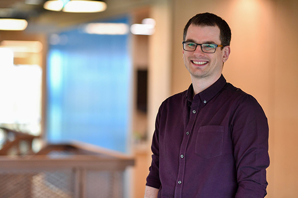 David Lee - Associate Director of Growth - Photo