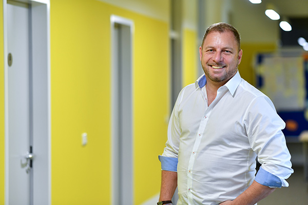 Frank Ferraro - Head of Product Management & Airparks Germany - Photo