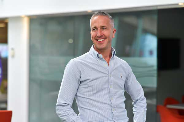 Howard Dove - Managing Director Airparks and Insurance Holiday Extras Group - Photo