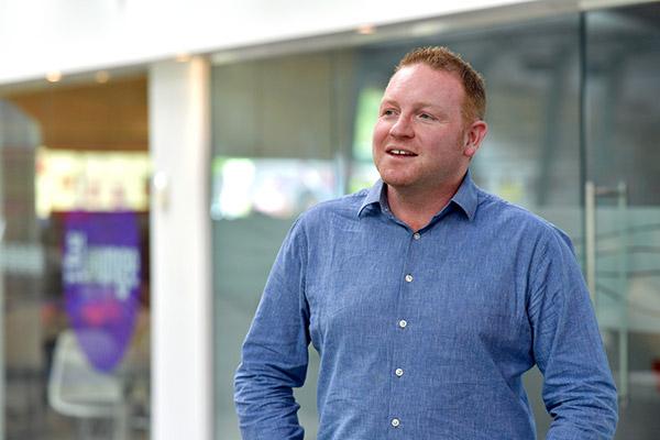 Ian Copley - Customer Experience Director - Photo