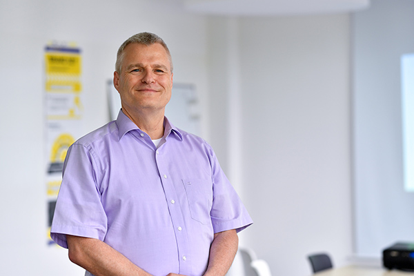 Johannes Mehrer - Head of Business Development / Deputy CEO Germany - Photo