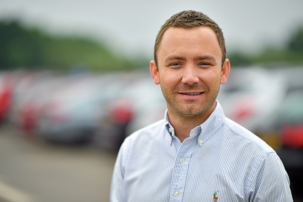 Oliver Ashford - Managing Director ParkIT - Photo