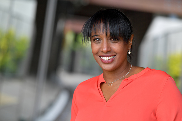 Salome Legesse-Dunn - Associate Director of Commercial Finance - Photo