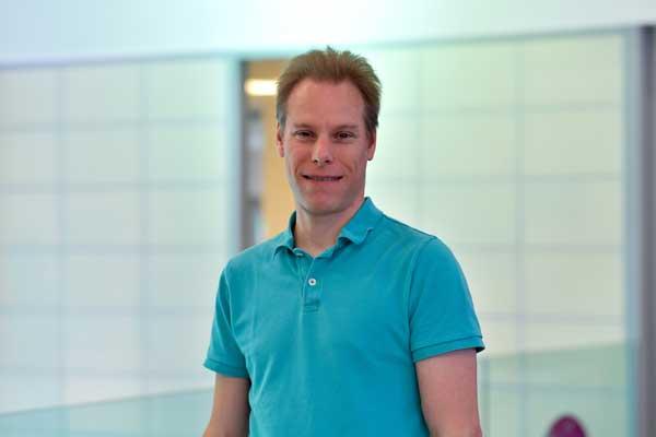 Simon Wood - Associate Director Engineering - Photo