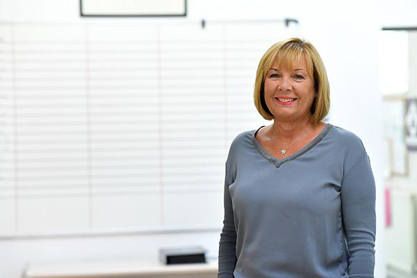 Theresa Hughes - Director Chauntry - Photo