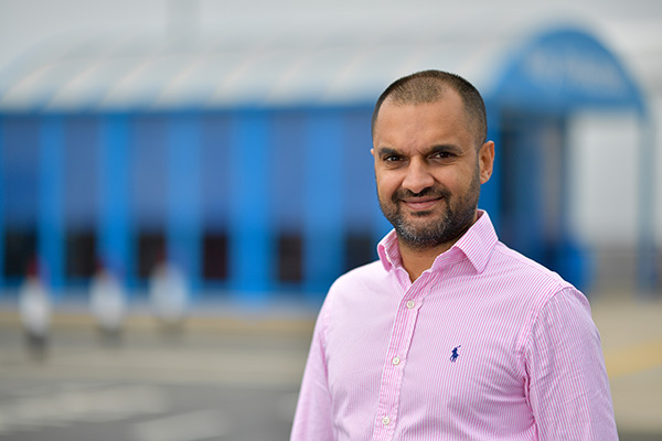 Waqaar Hussain - Property Director - Photo