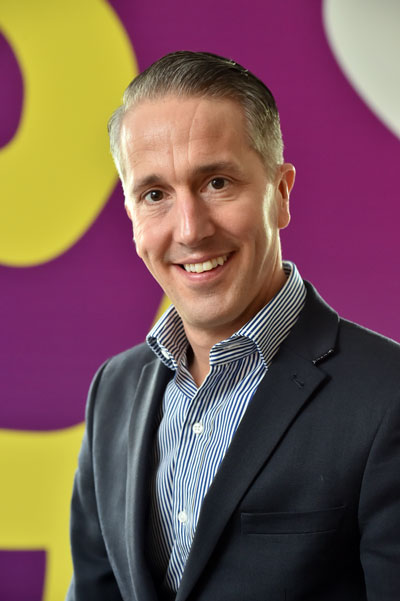 Howard Dove- Managing Director Airparks and Insurance Holiday Extras Group - Photo
