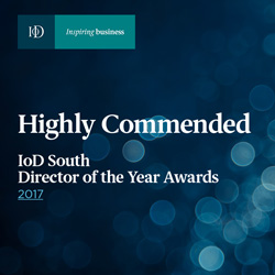 IOD highly-commended