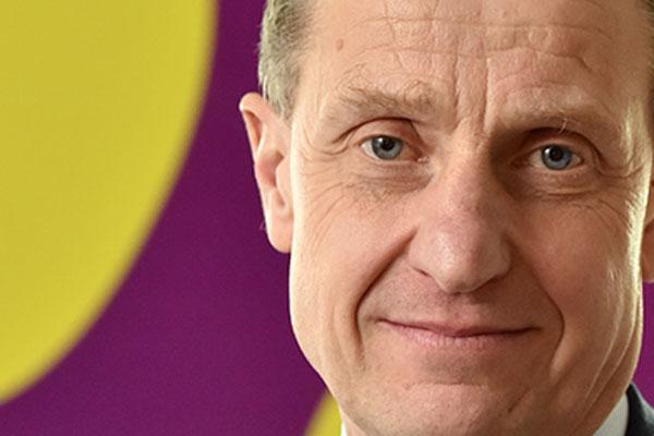 Mark Smith - Non-executive Chairman - Photo