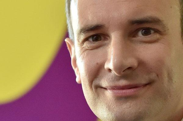 Simon Hagger - CEO - Photo