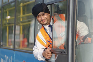 Airparks Bus Driver