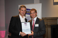 easyJet won the Silver award Best Airline Cabin Crew at theHoliday Extras Customers' Awards 2010