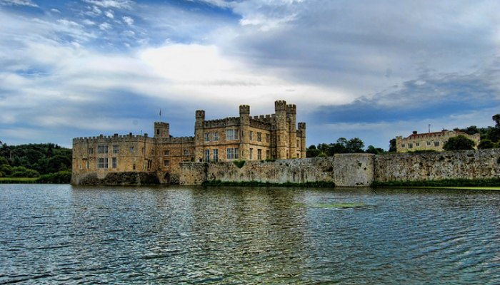 Leeds Castle Christmas.