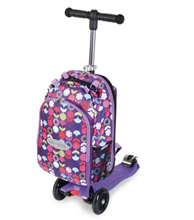 Maxi Micro Luggage Scooters