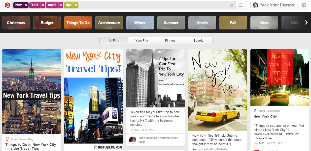 Your Ultimate Guide to Using Pinterest for Travel Planning
