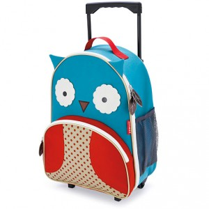 Best children's luggage, Skip Hop Owl