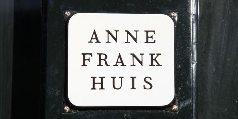 Amsterdam Anne Frank Huis