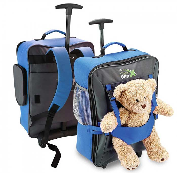 Cabin Bear luggage