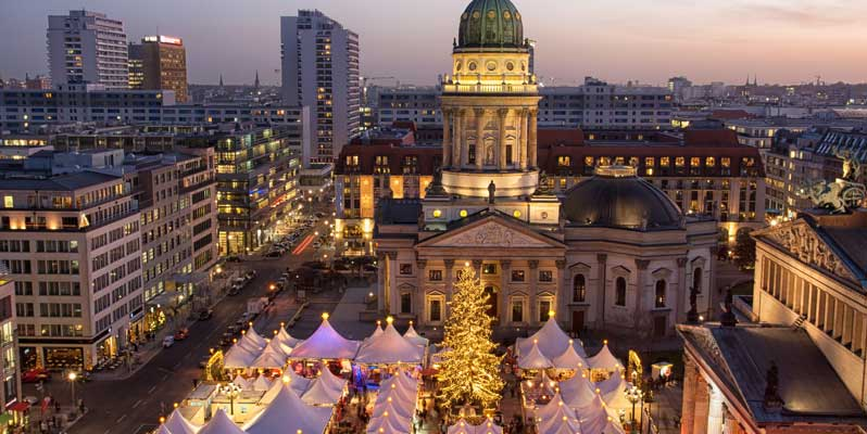 Berlin christmas Shopping