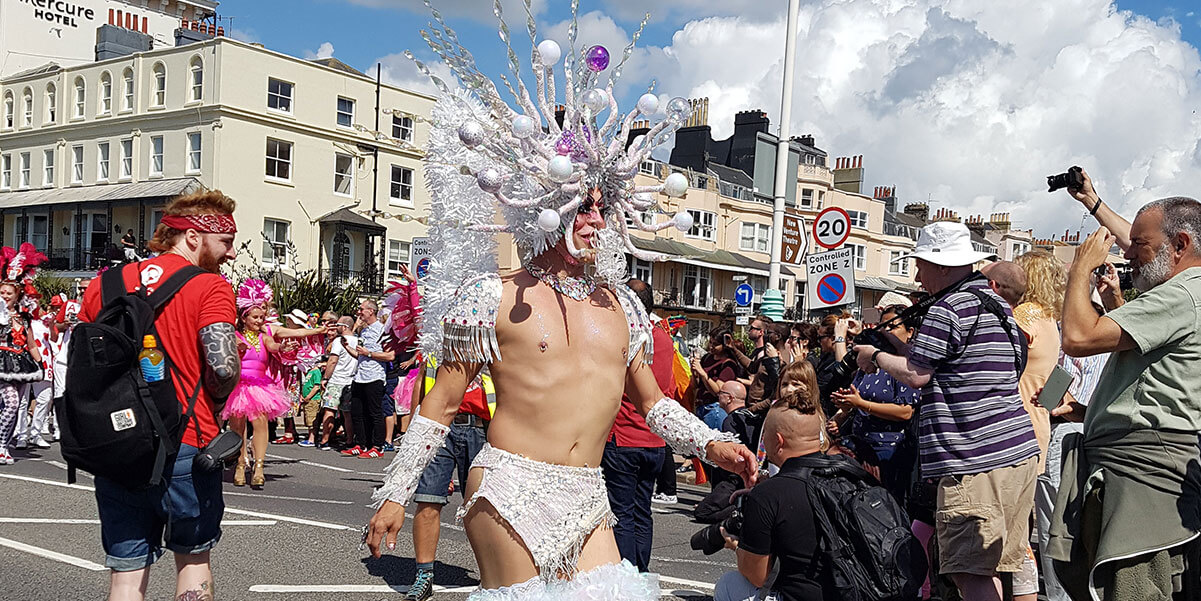3711270679774 14 Things I Wish I'd Known Before Visiting Brighton Pride