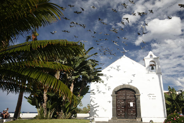 Church in Tenerife