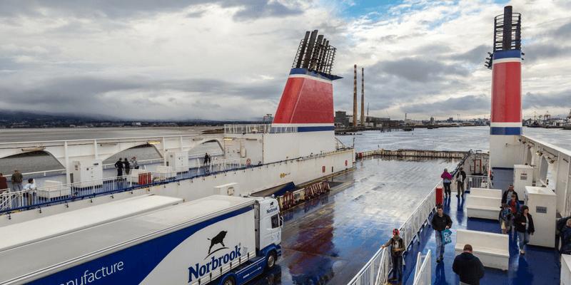 Dublin ferry
