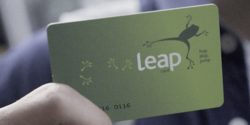 Dublin Leap Card