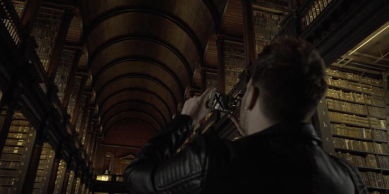Dublin Book of Kells Long Room