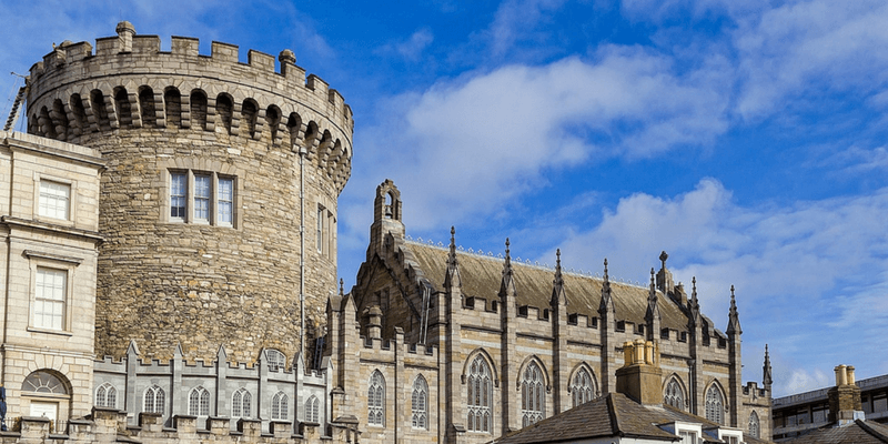 Dublin Medieval District