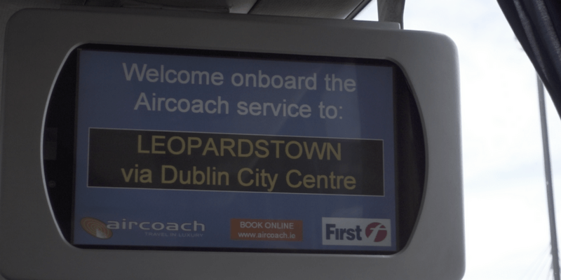 Dublin Airport Shuttle