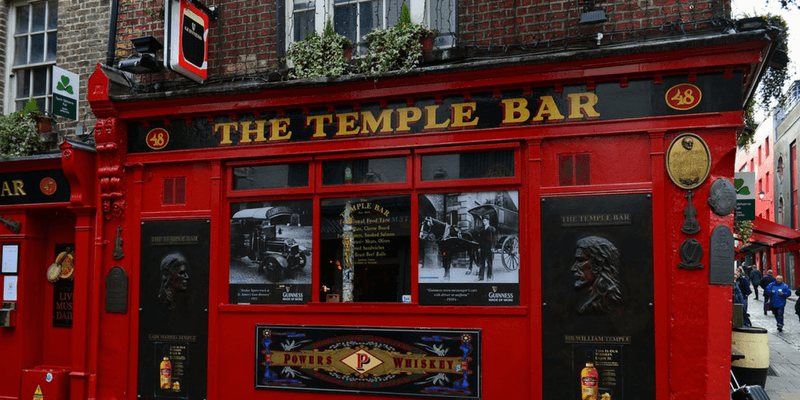 Dublin Temple Bar 2